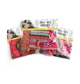 Lumily Fabric Patch Kit - Thailand - Fair Trade