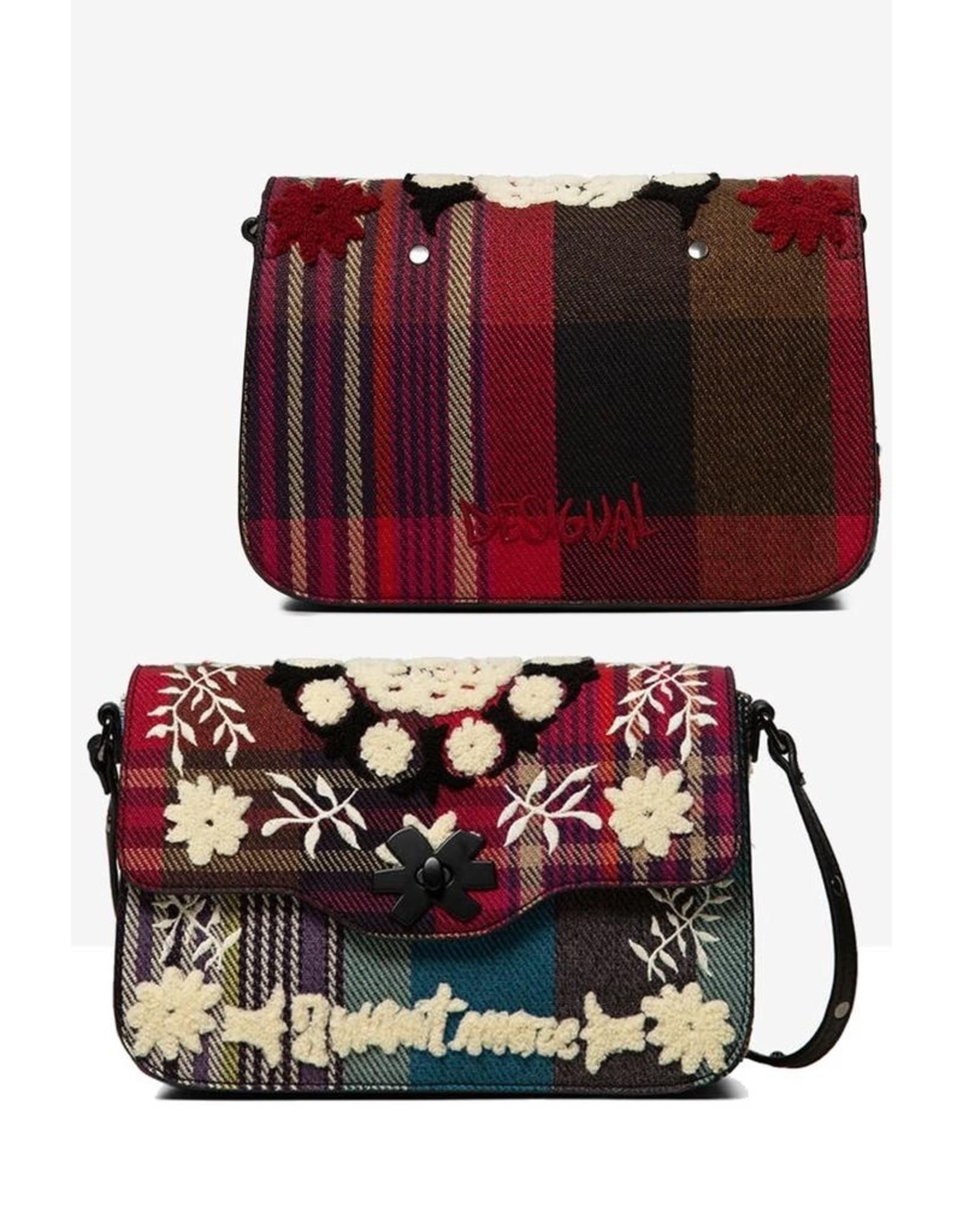 Desigual Crossbody Bag Bols_yesquere Amorgos