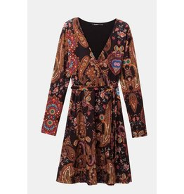 Desigual Boho Autumn Dress