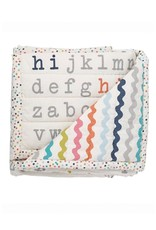 Pehr Hi! Alphabet Blanket