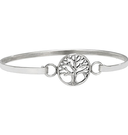 Tiger Mountain Tree of Life Clasp Bracelet