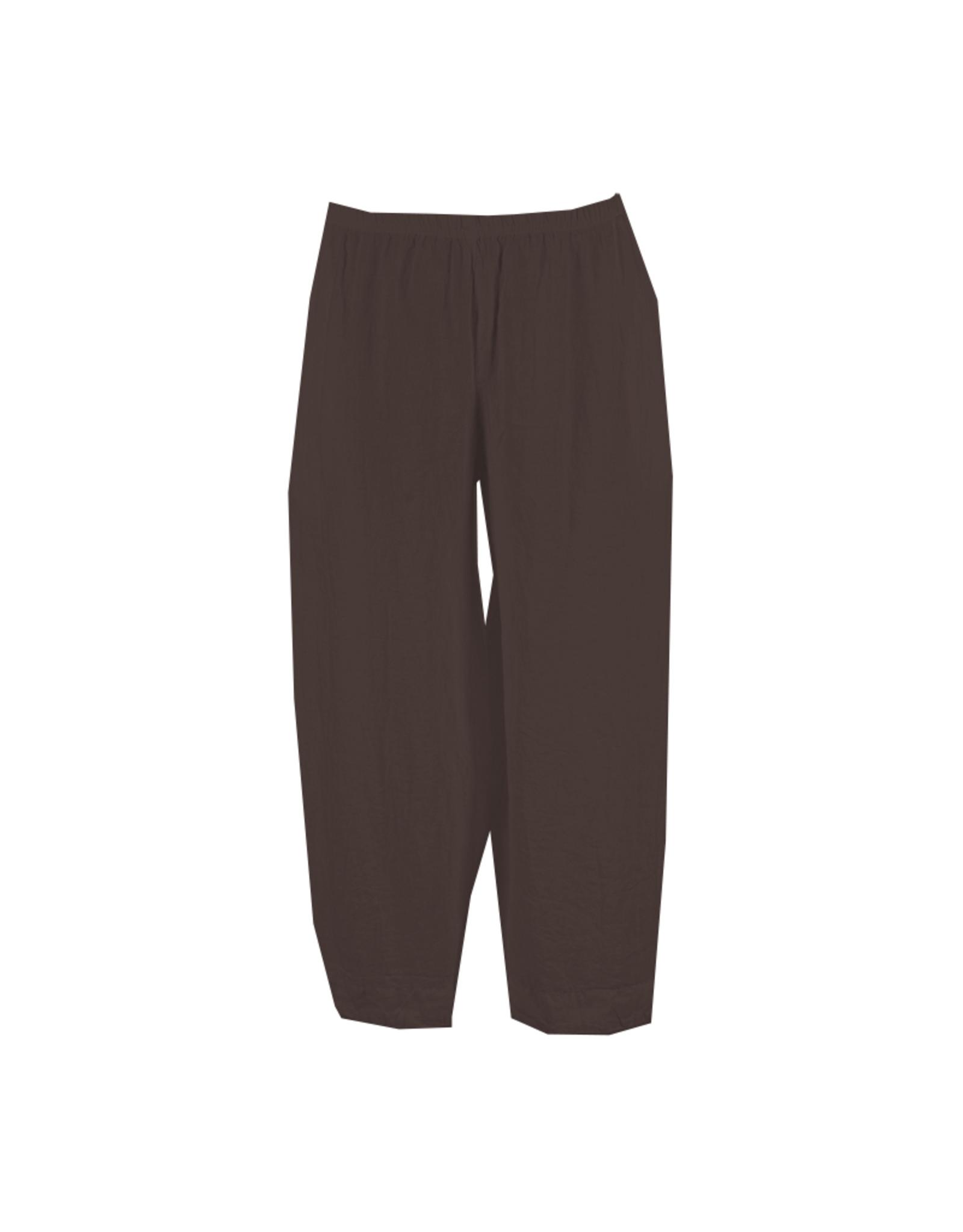 Cut Loose Twist Pant-Hanky Linen