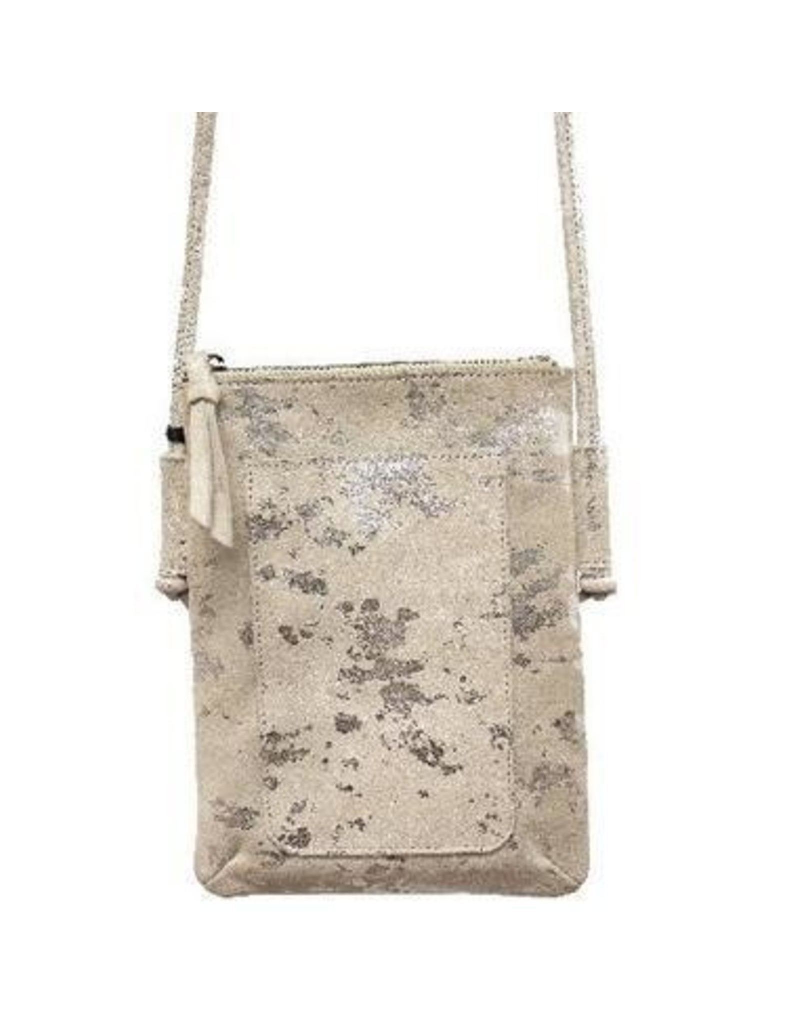 Latico Leathers Laurent Crossbody Bag