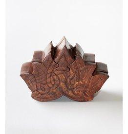 Matr Boomie Lotus Puzzle Box