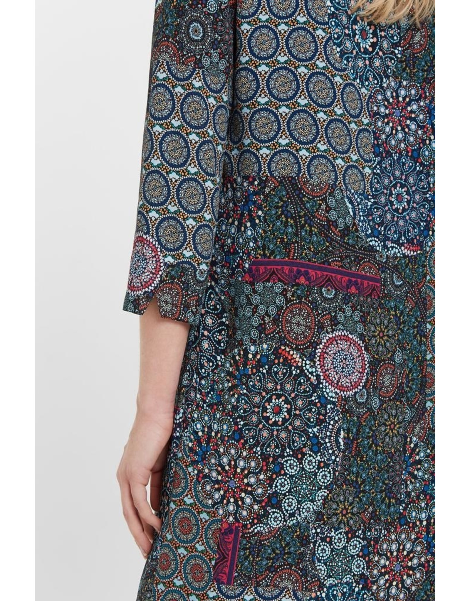 Desigual Boho Mandalas Dress