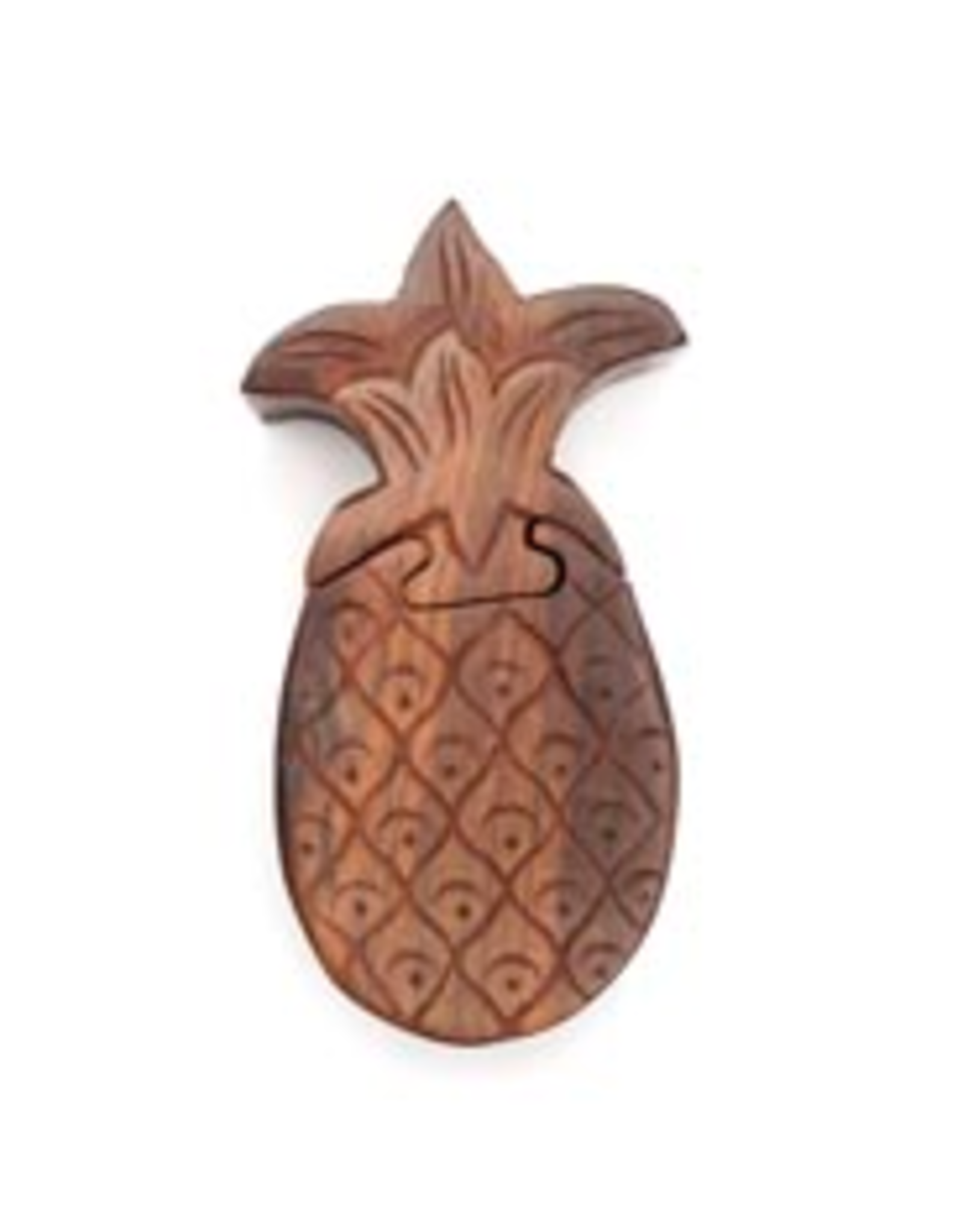 Matr Boomie Pineapple Puzzle Box