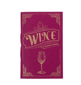 Matr Boomie Wine Tasting Pocket Journal