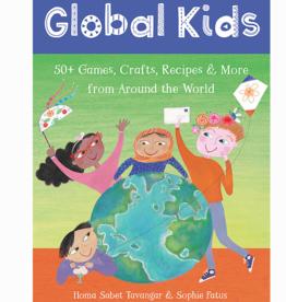 Putumayo World Music Global Kids Activity Set