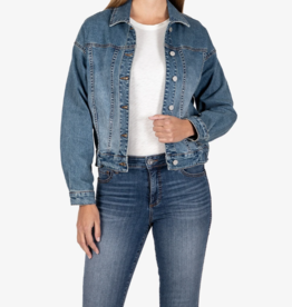 Eva Denim Jacket