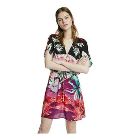 Desigual Kalawao Short Sleeve Dress