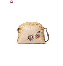 Desigual Embroidered Crossbody Bag