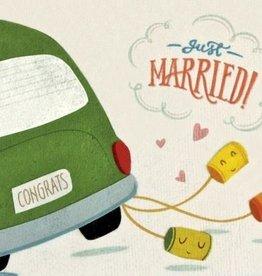 Wedding Cans Card
