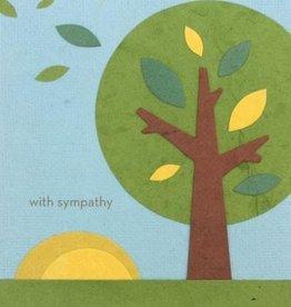 Sympathy Tree Card