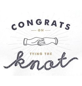 Tying the Knot Card