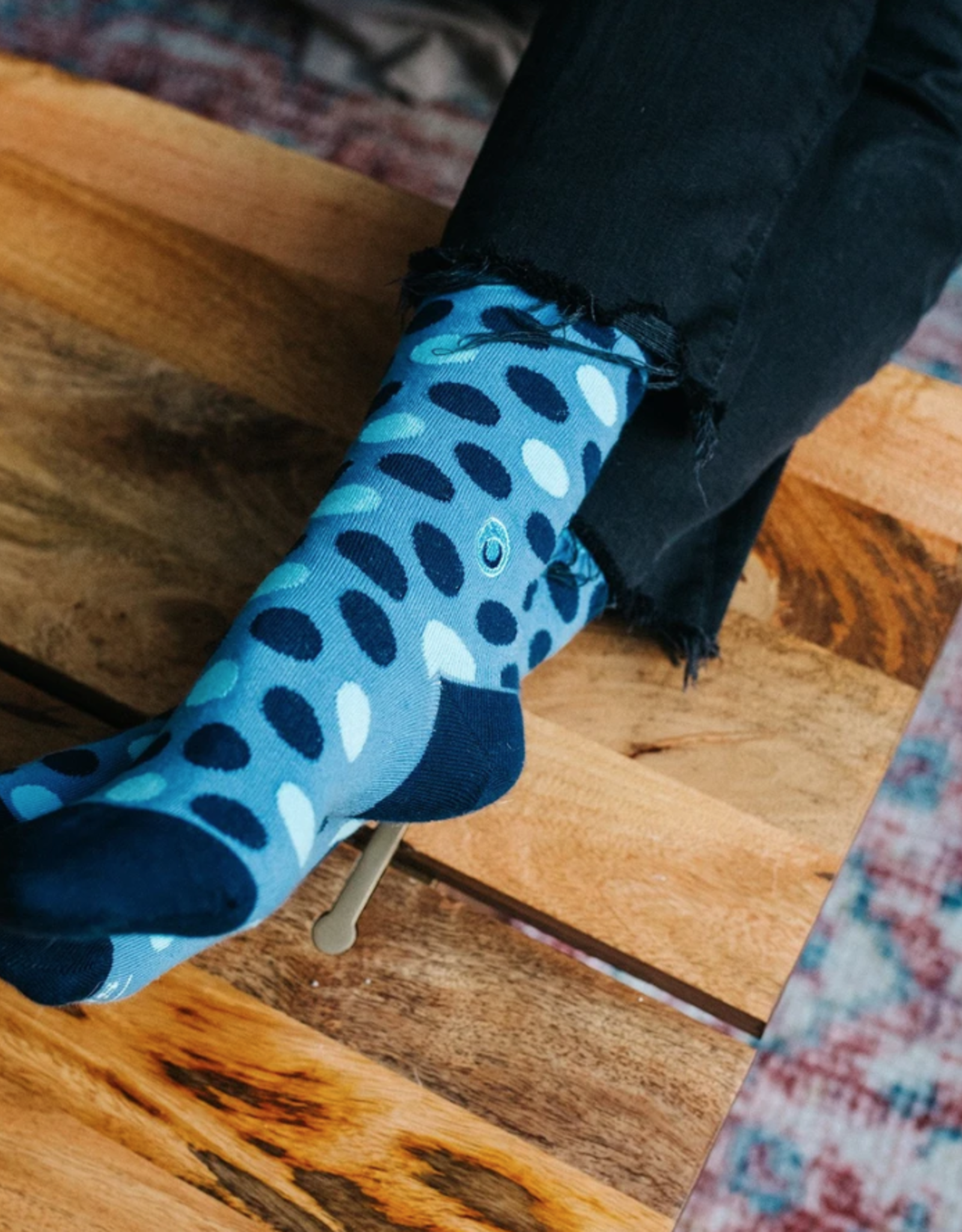 Conscious Step Socks that Protect Oceans - Small