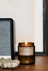 P.F. Candle Co. Teakwood & Tobacco Soy Candle - 7.2 oz