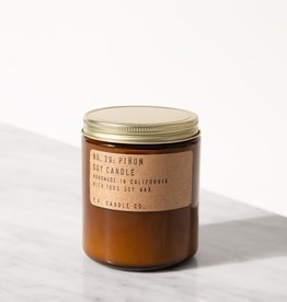 P.F. Candle Co. Piñon Soy Candle - 7.2 oz