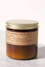 P.F. Candle Co. Patchouli Sweetgrass Soy Candle - 7.2 oz