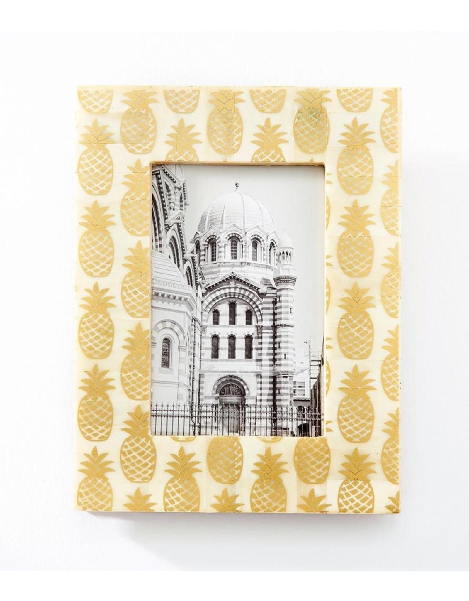 "Matr Boomie Pineapple Frame - 4""x6"""
