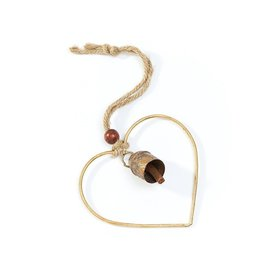 Matr Boomie Air Element Heart Bell Chime