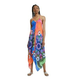 Desigual Roseau Flowy Dress