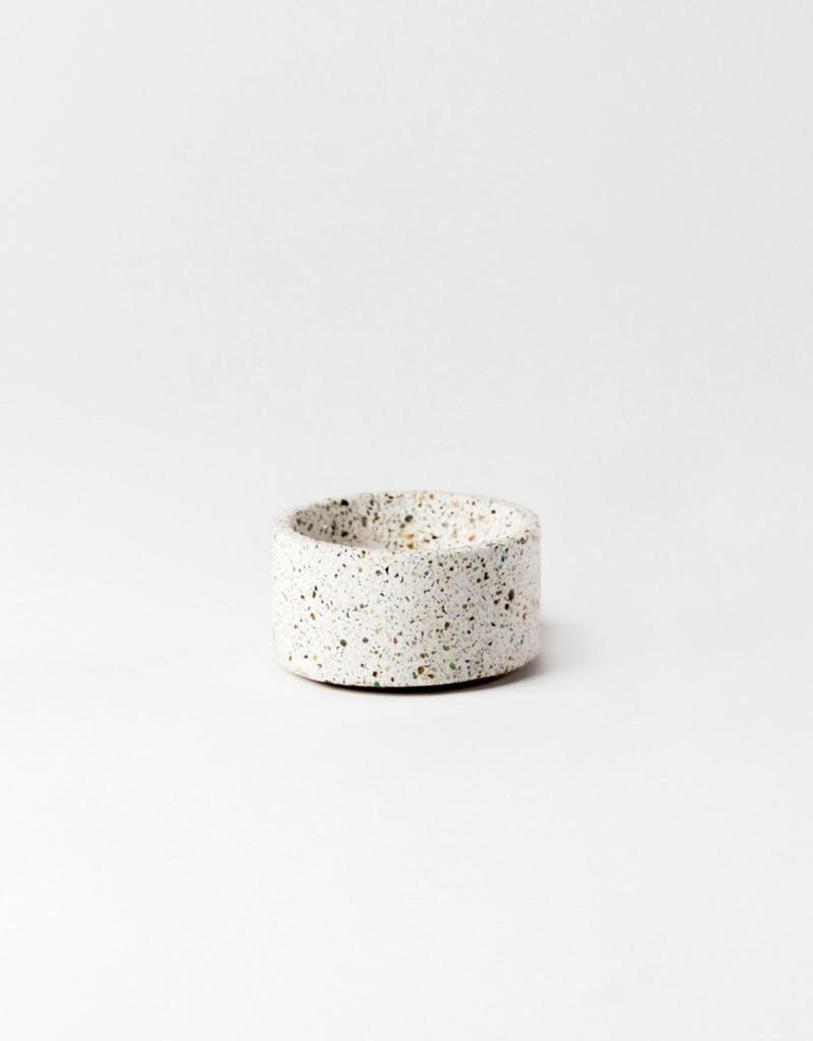 pretti.cool Terrazzo Incense Holder - White