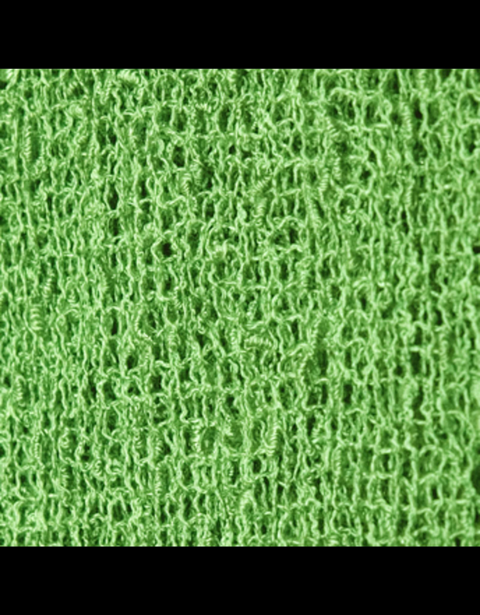 Van Klee Mesh Knit Poncho