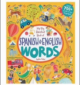 Putamayo World Music Barefoot Spanish & English Words