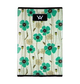 YaY YaY Wallet, Blooming Poppy