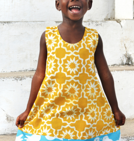 Global Mamas Girls Reversible Dress