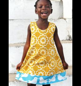 Global Mamas Girls Reversible Dress