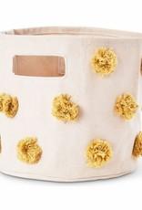 Pehr Pom Pom Mini Storage - Marigold