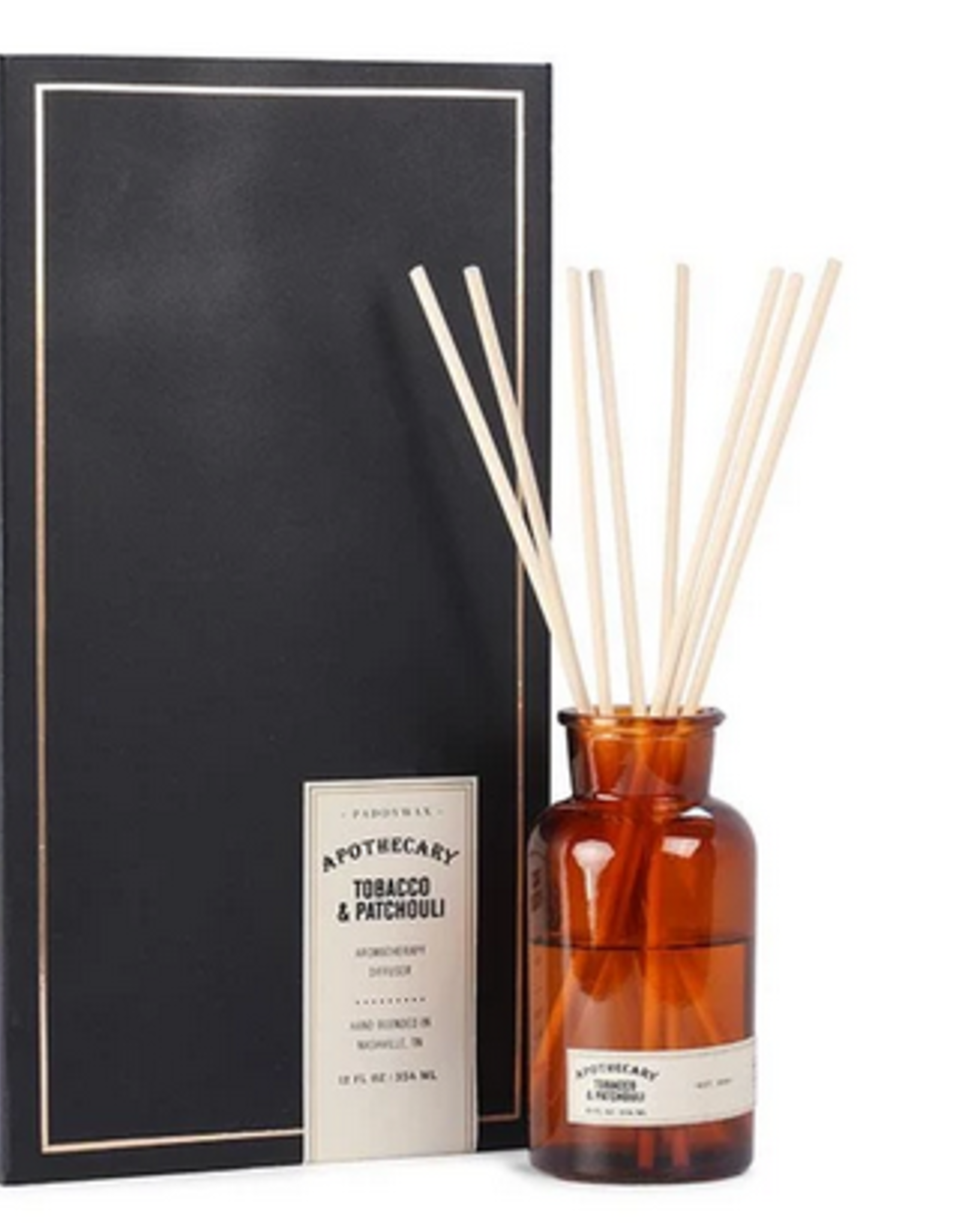 Paddywax Apothecary Boxed Diffuser