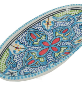 sobremesa Small Medina Oval Platter