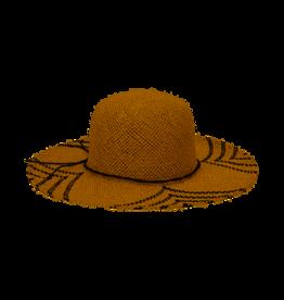 san diego Women's Woven Paper Sun Brim Hat