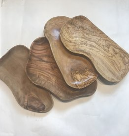 Natural Olive Olivewood Serving Platter