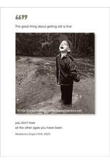 Borealis Press The Great Thing - Birthday Card