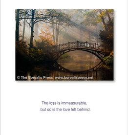 Borealis Press The Loss Is Immeasurable Card