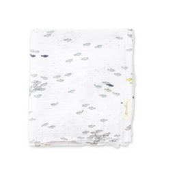 Pehr Minnow Muslin Cloth