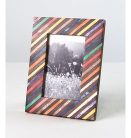 Matr Boomie Banka Mundi Frame - Multicolor 4x6