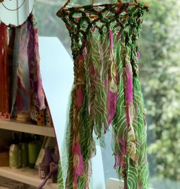 Matr Boomie Sari Carnival Windsock