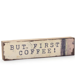 Cedar mountain But First Coffee