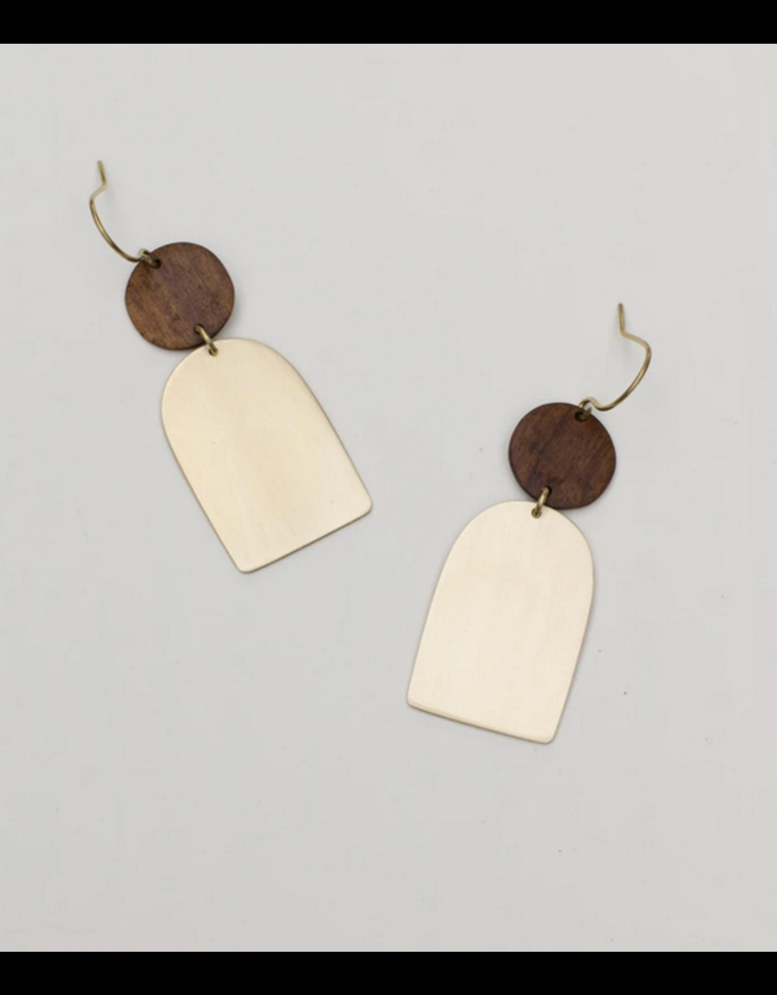 YEWO Dongo Earrings
