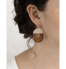 YEWO Temwa Earrings