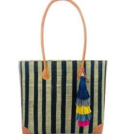 Shebobo Trinidad Stripe Tassel Bag