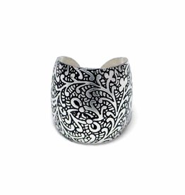 Matr Boomie Metal Impression Ring