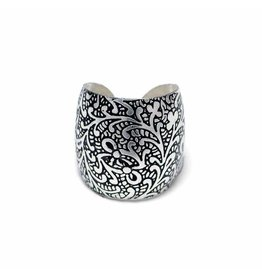 Matr Boomie Metal Impression Ring