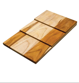 sobremesa Spanish Steps Teakwood Board