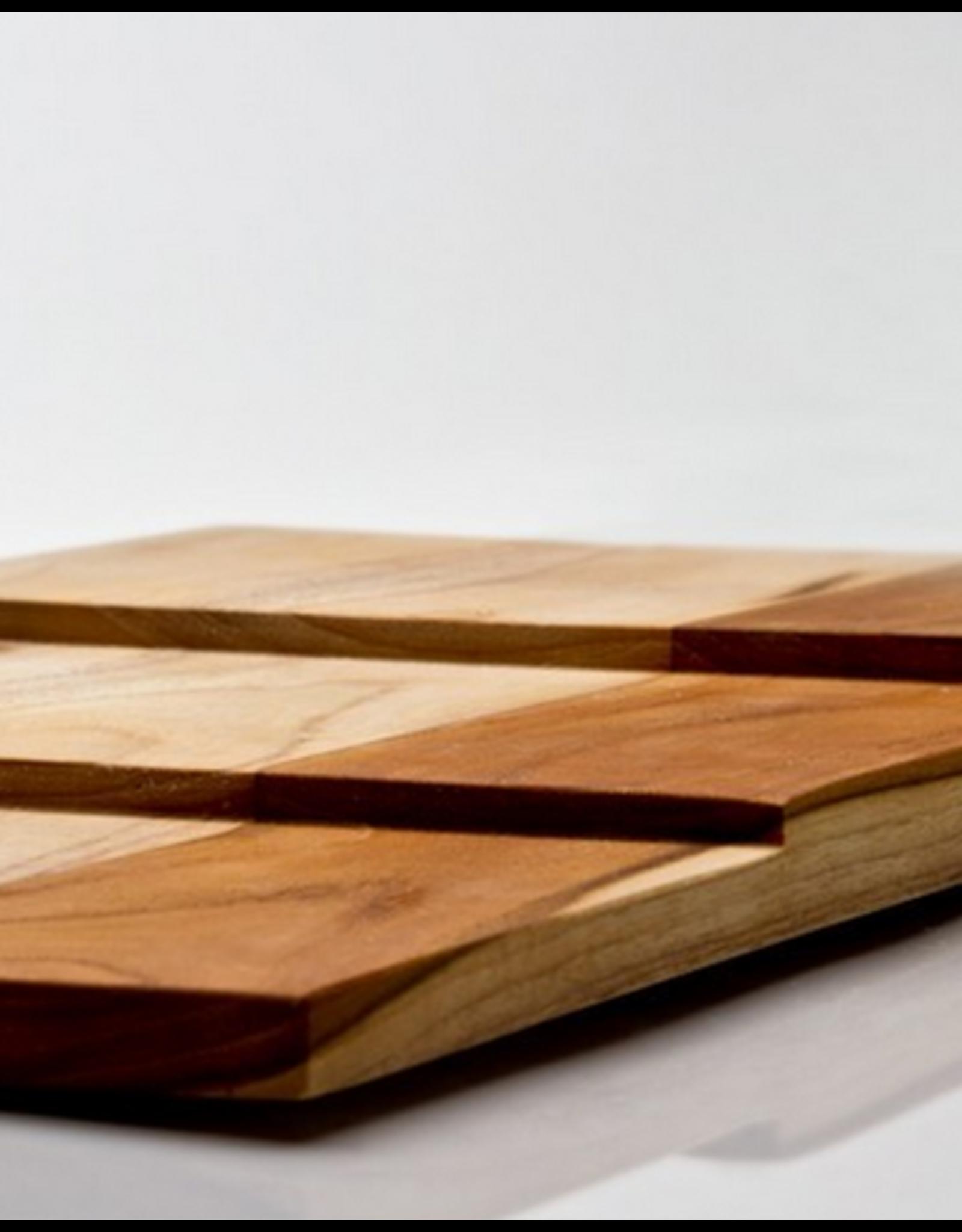 sobremesa Spanish Steps Teakwood Board