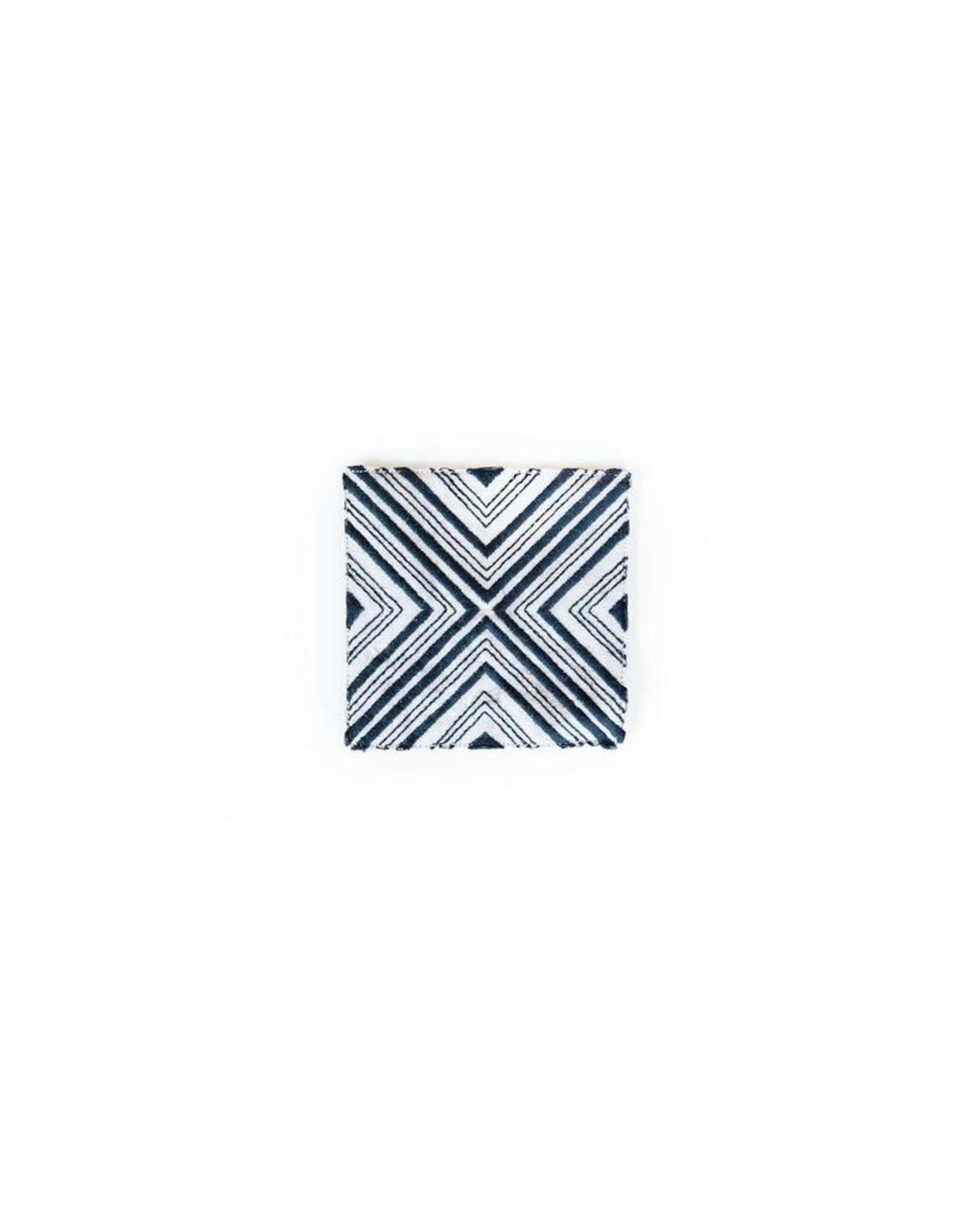 Bloom & Give Crossroads Coasters - Set of 6